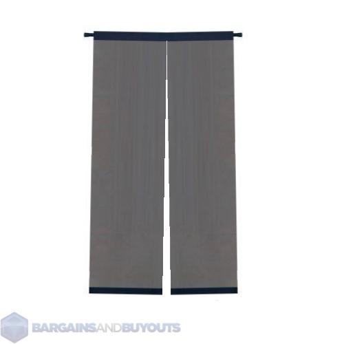Removable Screen Door : Security screen doors removable door