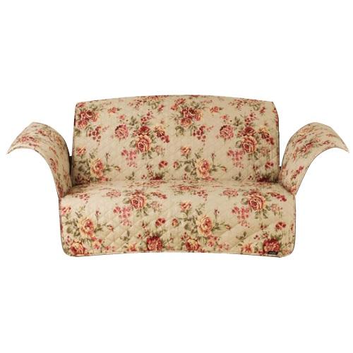 sure fit lexington floral furniture friend sofa cover